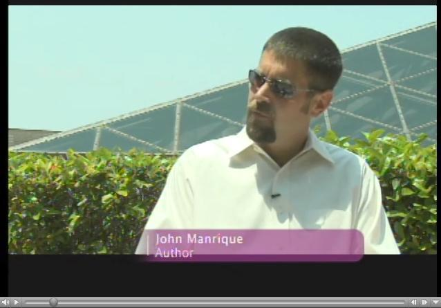 John Manrique on Plum Daily Miami